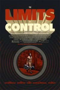 locandina del film THE LIMITS OF CONTROL