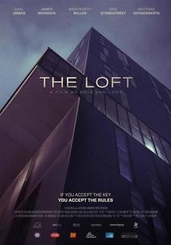 locandina del film THE LOFT