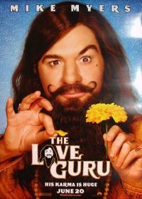 locandina del film THE LOVE GURU