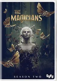 locandina del film THE MAGICIANS - STAGIONE 2