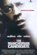 locandina del film THE MANCHURIAN CANDIDATE