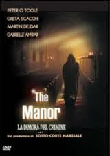 locandina del film THE MANOR - LA DIMORA DEL CRIMINE