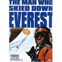 locandina del film THE MAN WHO SKIED DOWN EVEREST