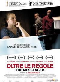 locandina del film OLTRE LE REGOLE - THE MESSENGER
