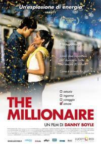 locandina del film THE MILLIONAIRE