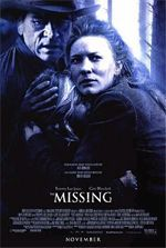 locandina del film THE MISSING