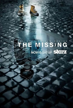 locandina del film THE MISSING - STAGIONE 1