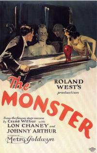 locandina del film THE MONSTER