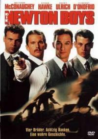 locandina del film THE NEWTON BOYS