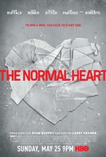 locandina del film THE NORMAL HEART
