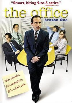 locandina del film THE OFFICE - STAGIONE 1