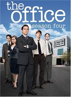 locandina del film THE OFFICE - STAGIONE 4