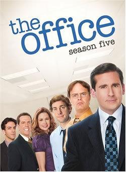 locandina del film THE OFFICE - STAGIONE 5