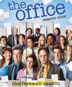 locandina del film THE OFFICE - STAGIONE 9