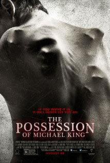 locandina del film THE POSSESSION OF MICHAEL KING