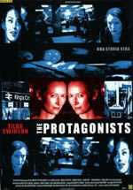 locandina del film THE PROTAGONISTS