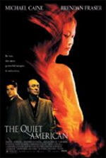locandina del film THE QUIET AMERICAN
