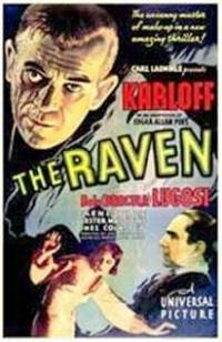 locandina del film THE RAVEN