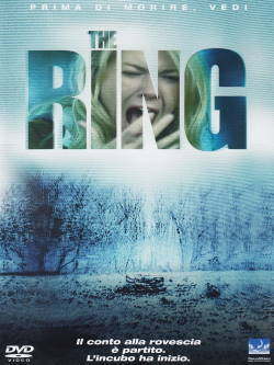 locandina del film THE RING