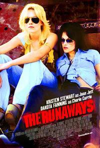 locandina del film THE RUNAWAYS