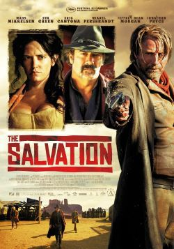 locandina del film THE SALVATION