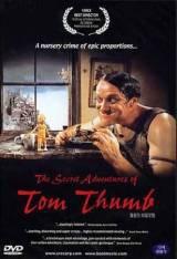locandina del film THE SECRET ADVENTURES OF TOM THUMB