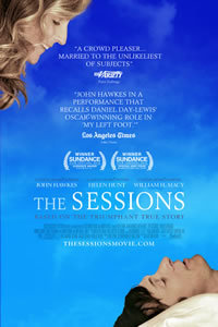 locandina del film THE SESSIONS