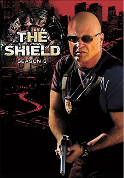locandina del film THE SHIELD - STAGIONE 3