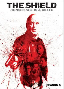 locandina del film THE SHIELD - STAGIONE 5