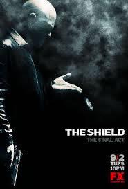 locandina del film THE SHIELD - STAGIONE 7