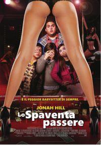 locandina del film LO SPAVENTAPASSERE