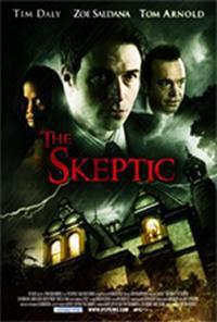 locandina del film THE SKEPTIC - LA CASA MALEDETTA