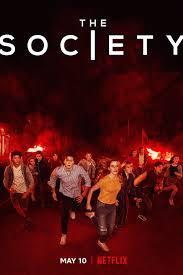 locandina del film THE SOCIETY - STAGIONE 1