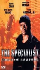 locandina del film THE SPECIALIST