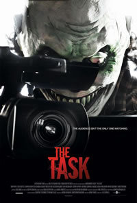 locandina del film THE TASK