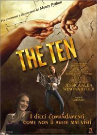 locandina del film THE TEN - I DIECI COMANDAMENTI COME NON LI AVETE MAI VISTI