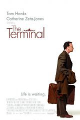 locandina del film THE TERMINAL