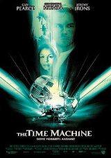 locandina del film THE TIME MACHINE