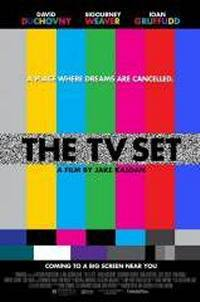 locandina del film THE TV SET