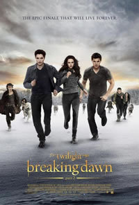 Twilight Saga: Breaking Dawn – Parte 2 (2012)