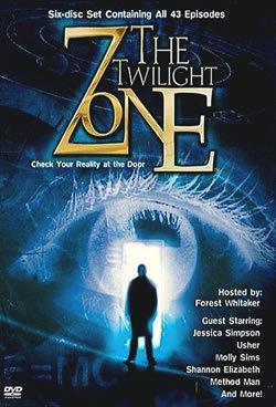 locandina del film THE TWILIGHT ZONE (2002)