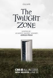 locandina del film THE TWLIGHT ZONE - STAGIONE 2