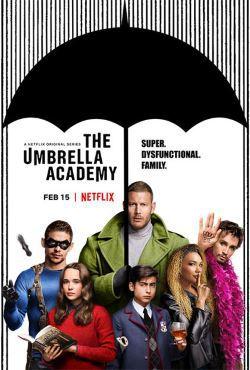 locandina del film THE UMBRELLA ACADEMY - STAGIONE 1