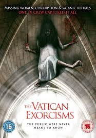 locandina del film THE VATICAN EXORCISMS