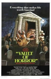 locandina del film THE VAULT OF HORROR