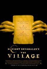 locandina del film THE VILLAGE