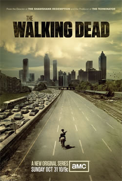 locandina del film THE WALKING DEAD - STAGIONE 1