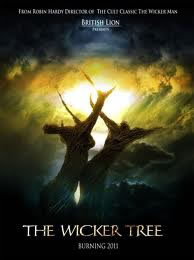locandina del film THE WICKER TREE