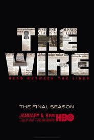 locandina del film THE WIRE - STAGIONE 5
