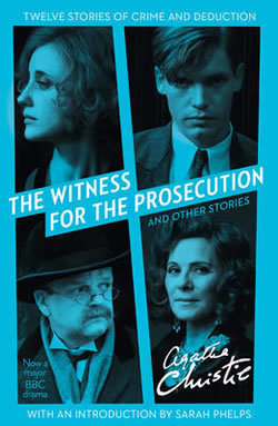 locandina del film THE WITNESS FOR THE PROSECUTION